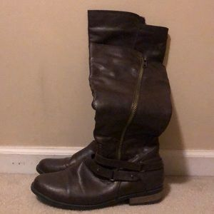 Rampage Tall Boots